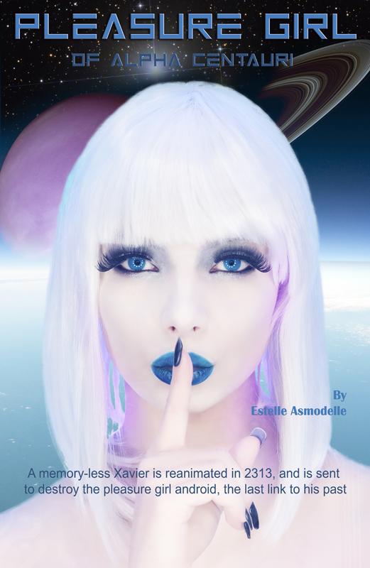 Pleasure Girl by Estelle Asmodelle